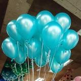 헬륨풍선 펄민트그린 [차량배달] 온라인한정