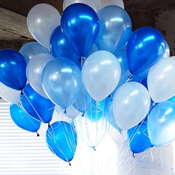 헬륨풍선 블루오션 [차량배달] 온라인한정