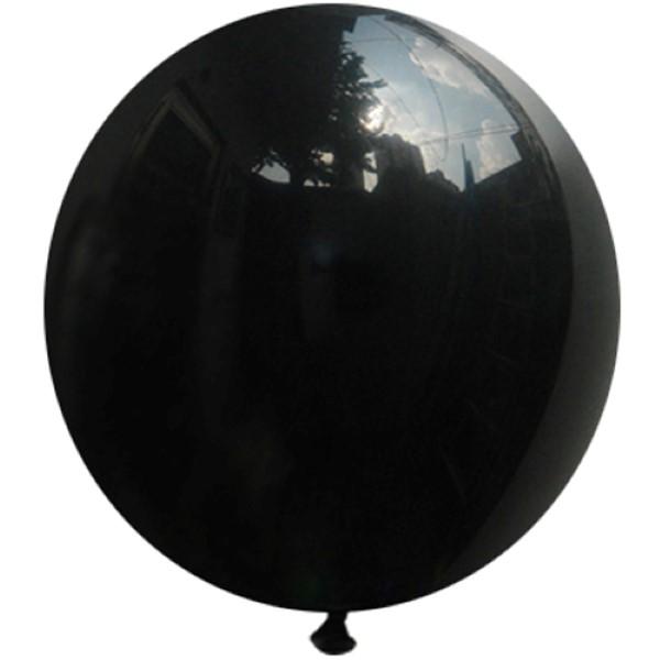 90cm 대형풍선 블랙(080)