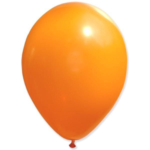 [조이벌룬] 30cm 오렌지 50입 [온라인한정세일]