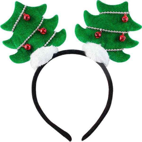 크리스마스 트리머리띠 [그린]