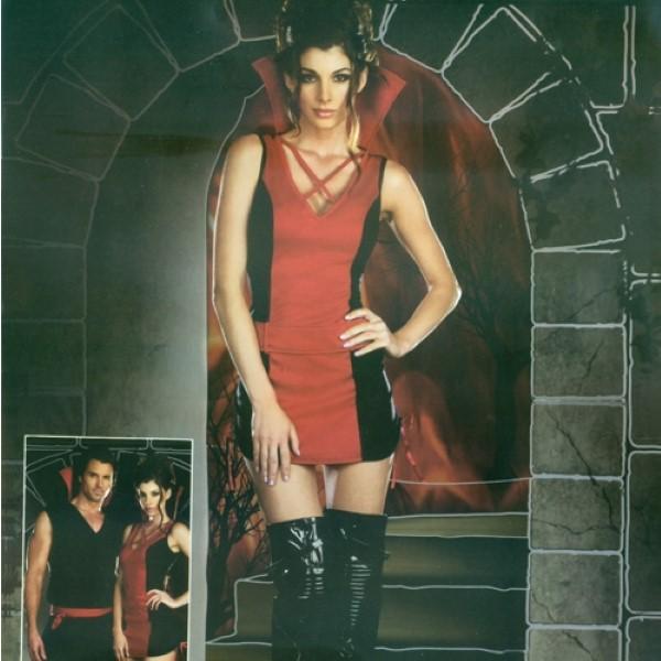 뱀파이어의상 여성용