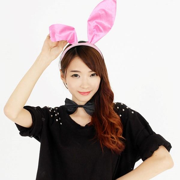 섹시바니머리띠 [핑크]