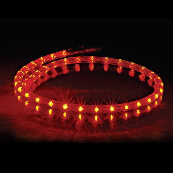 LED 논네온 사각 50m 적색