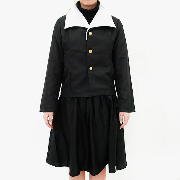 교복[여성용] 상의+스커트 - 성인용