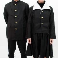 교복 남성용&여성용 세트 - 성인용