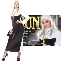 파티코스튬 수녀복