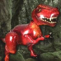동물은박 헬륨풍선 울트라 에어워커 공룡 1.5M [차량배달] 온라인한정